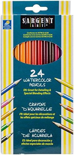 Sargent Art 22 7205 24 Count Watercolor