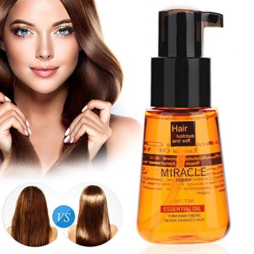 Monaco Nut Hair Oil, Hair Growth Essence, Natural Argan Hair