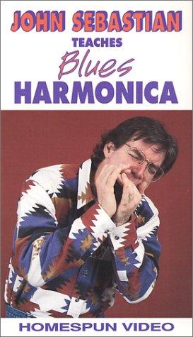 John Sebastian Teaches Blues Harmonica [VHS]