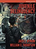 Juvenile Delinquency, Jack E. Bynum and William E. Thompson, 0205499112