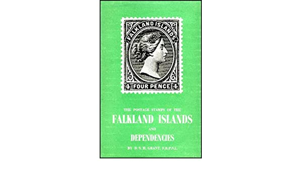 postage stamps of the falkland islands and dependencies