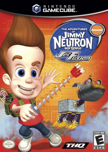 The Adventures of Jimmy Neutron, Boy Genius: Jet Fusion