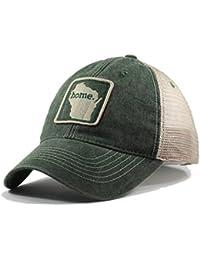Men's Wisconsin Home Mesh Trucker Hat