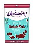Wholesome, Organic DelishFish, 6 Ounce