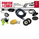 Cheap Porter-Cable 7800 Drywall Sander 4.7 Amp with 13′ Hose and Pro Accessory Pack (Sander, Discs & Gloves)