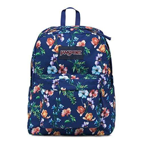 JanSport Multi Navy Mountain Meadow