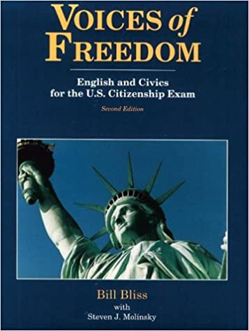 Voices of freedom english and civics for the us citizenship voices of freedom english and civics for the us citizenship exam bill bliss steven j molinsky 9780130356840 amazon books fandeluxe Images