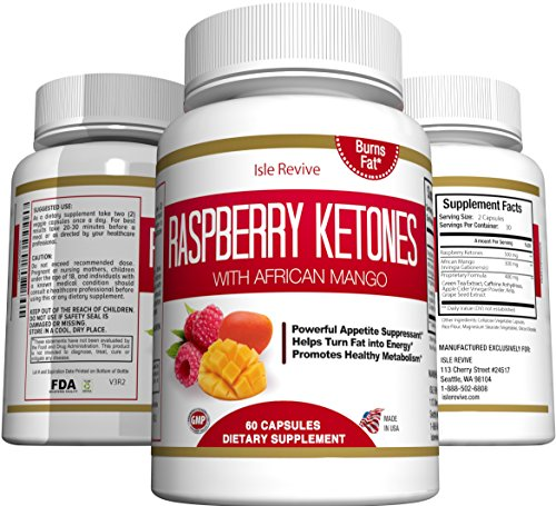 Raspberry Ketones Weight Loss Supplement