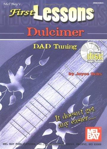 By Joyce Ochs - First Lessons Dulcimer Book/CD Set (1st Edition) (4/26/11)
