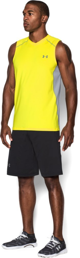 Under Armour Men's T-Shirt and Tank RAID Sleevless Tee