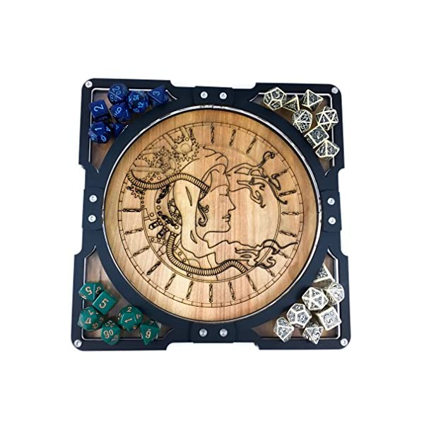 C4Labs Party Dice Tray - Steampunk 4