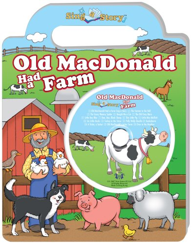 Twin Handled (Old MacDonald Had a Farm Sing a Story Handled Board Book with CD)