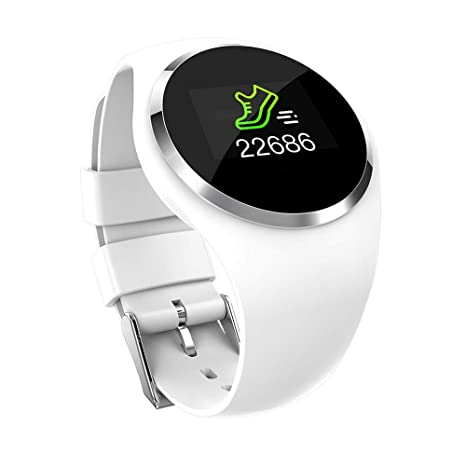 Amazon.com: Smart Watch WoCoo Fitness Tracker Touch Screen ...