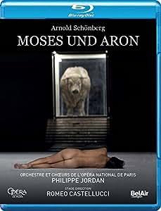 Arnold Schönberg: Moses und Aron [Blu-ray]