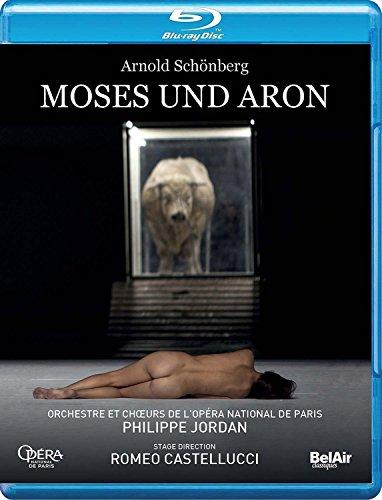 Arnold Schonberg: Moses und Aron (Blu-ray)