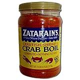 Zatarains Pre-Seasoned Crab and Shrimp Boil, 72 Ounce - 6 per case.