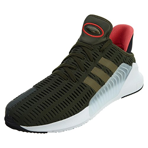 Adidas Men's Climacool 02/17 Originals Running Shoe Night Cargo/Trace Olive/Footwear White K2g9iwT
