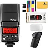 GODOX TT350S 2.4G HSS 1 / 8000s TTL GN36 Camera Speedlite for Sony Mirrorless digital camera