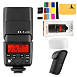 Godox TT350S 2.4G HSS 1/8000s TTL GN36 Camera Speedlite for Sony Mirrorless digital camera