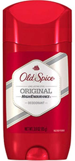 Old Spice High Endurance Deodorant Solid, Original 3 oz Pack of 11