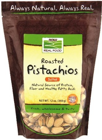 Pistachios (roasted and salted) 12 oz