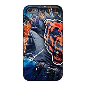 Bumper Hard Phone Case For Apple Iphone 6s Plus (QUs270HnDu) Support Personal Customs High-definition Chicago Bears Series