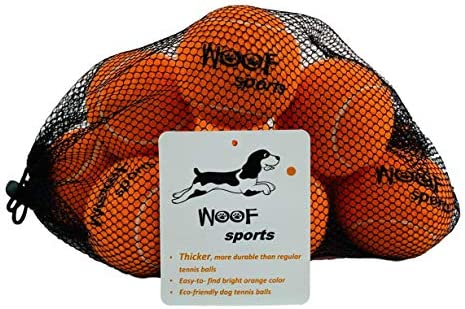 Dog Tennis Balls Woof Sports product image
