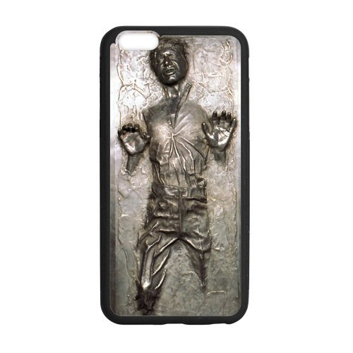 Star Wars, Custom iphone 6 plus (5.5 inch) Case Cover TPU Rubber for iphone 6 plus
