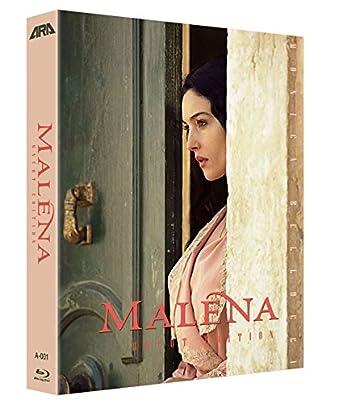 Malena Blu Ray Malena Uncut Edition