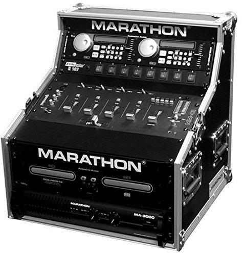 Marathon MA-DJWS2 Flight Road Case [並行輸入品]   B07MP5BDRF