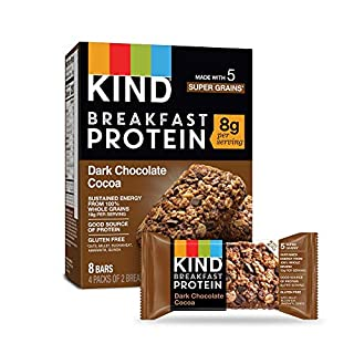 KIND Breakfast Protein Bars, Almond Butter, Gluten Free