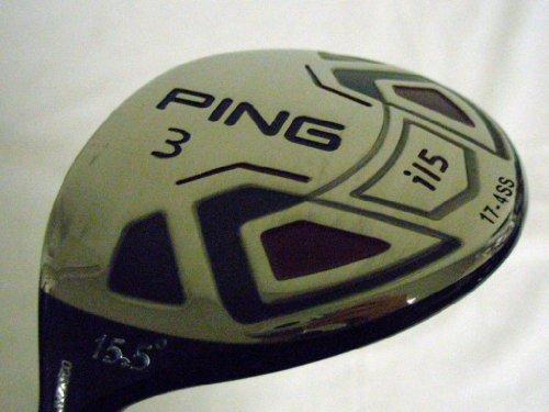Ping i15 3 wood 15.5  LEFT 3w I-15 Fairway Club LH