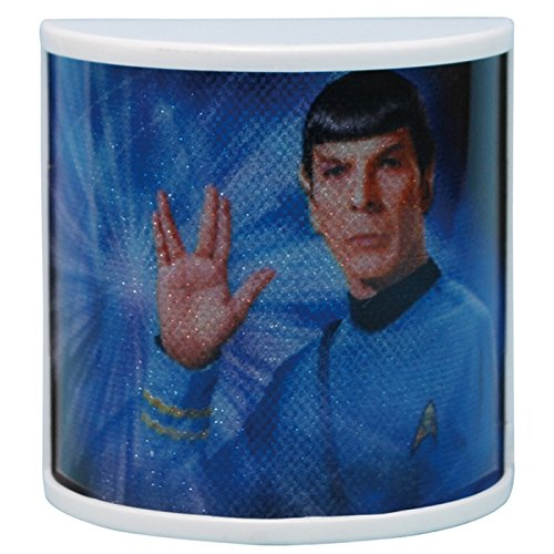 westland-giftware-star-trek-spock-battery-operated-lighted-magnet-with-on-off-switch-and-7-alternati