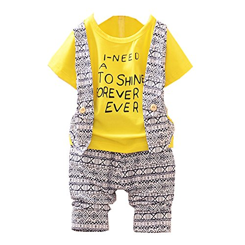 ftsucq-little-boys-short-sleeve-letter-shirt-top-with-middle-pants-two-pieces-setsyellow-90