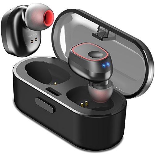 TOZO Wireless Headphones Bluetooth Charging product image