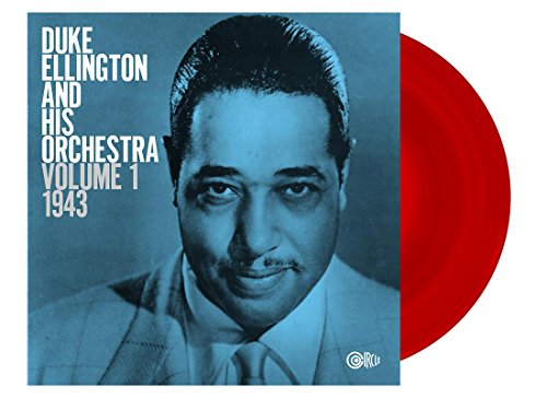 World Broadcasting Series: Volume 1 1943 - Exclusive Red Color Vinyl