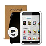 Celicious Privacy 2-Way Anti-Spy Filter Screen Protector Film Compatible with Barnes & Noble NOOK HD