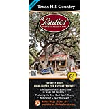 By Butler Motorcycle Maps Texas Hill Country Motorcycle Map - Printed motorcycle maps for riders by riders! (3rd Third Edition) [Map]