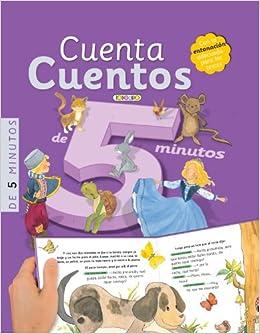 Amazon.com: Cuenta cuentos de 5 minutos (Libros de Lectura ...