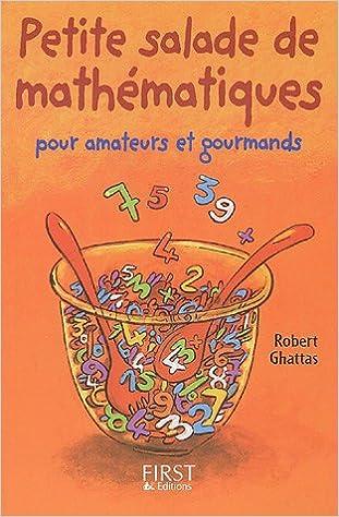 Petite salade de mathématiques