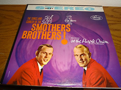 The Songs and Comedy of the Smothers - Green Mall Acres