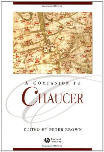 A Companion to Chaucer by Brand: Wiley-Blackwell