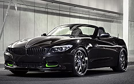 BMW Z4 (56x35 cm \ 22x14 inch) Poster Seda Cartel High ...