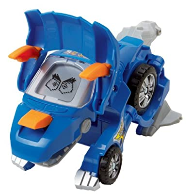Vtech Switch Go Dinos - Horns The Triceratops Dinosaur from V Tech