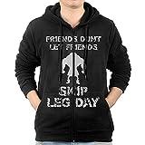 Friends Don't Let Friends Skip Leg Day Sweater - Best Reviews Guide