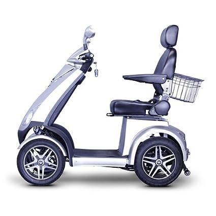 Amazon.com: eWheels (EW-72) 4-Wheel Heavy Duty Scooter con ...