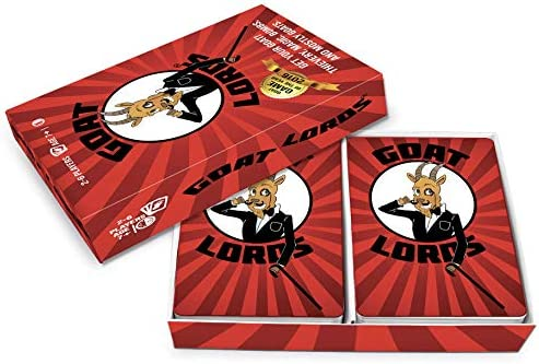 Goat Lords Hilarious Adults and Kids and Fun Best Selling Game for Family