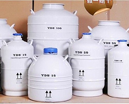 new arrivals 262e1 d5fea CGOLDENWALL 30L Cryogenic Container Liquid Nitrogen Tank Ln2 Tank - Buy  Online in UAE.   Lawn Garden Products in the UAE - See Prices, Reviews and  Free ...