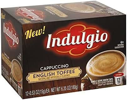 Coffee Pods: Indulgio