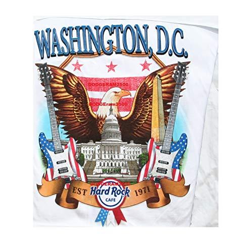 Hard Rock Cafe Washington DC ~ City T-Shirt Men's NWT (XL)